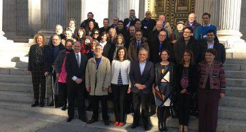 El diseño español propone una estrategia nacional en el Congreso de los Diputados