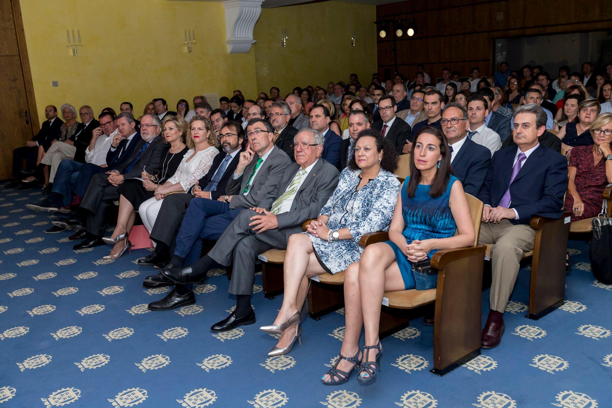 entrega premios diseño Murcia