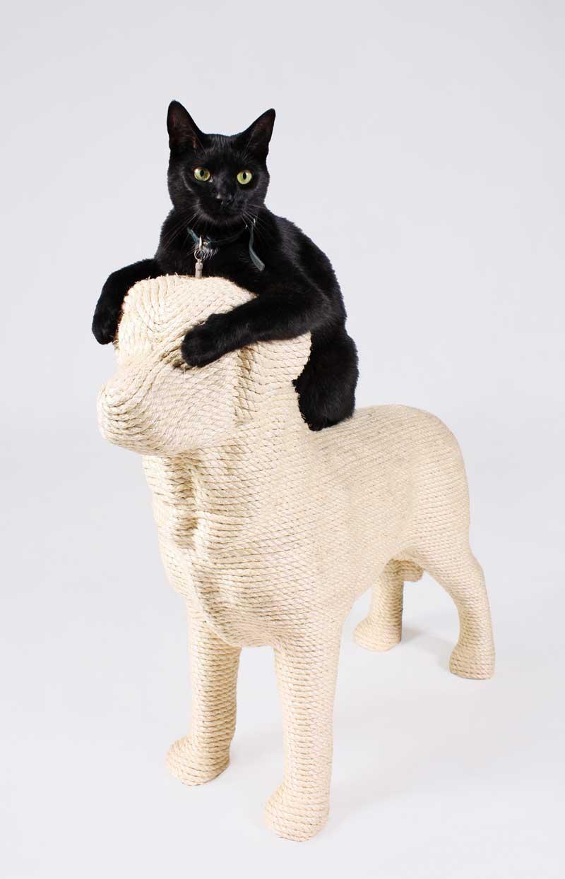 erikstehmann2 gATOS EN CASA. Muebles para gatos. Gatos y decoracion