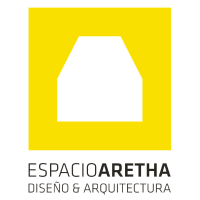 espacio-aretha-logo . Diseño de Oficinas