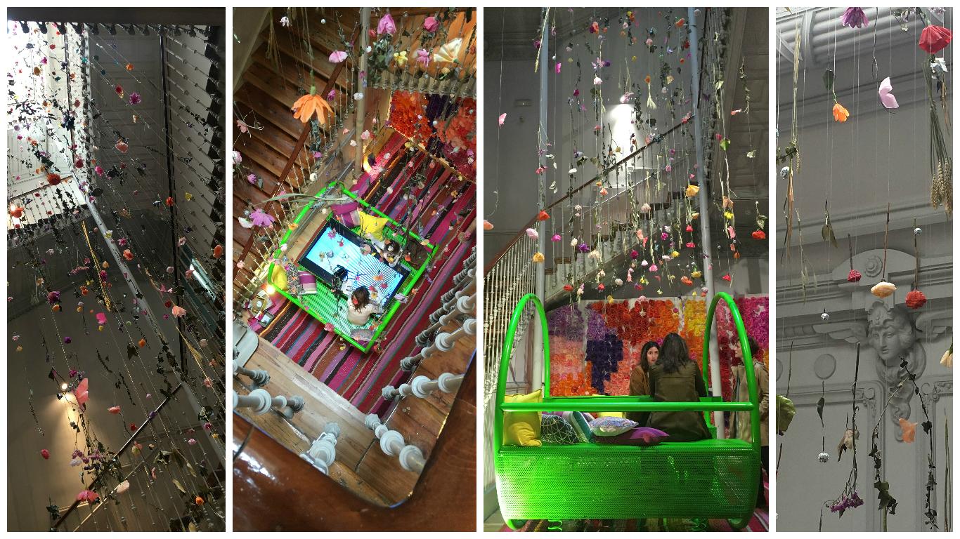 espacio cbre en casa decor 2016 samsung