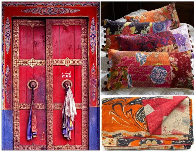 estilo-hindu-cojines-y-telas