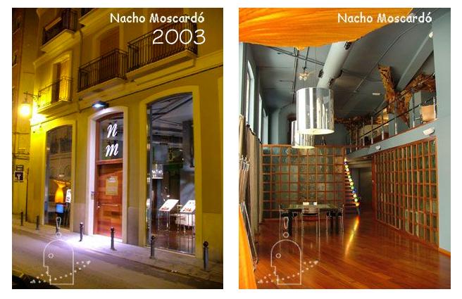 estudio Nacho MOscardó en Valencia