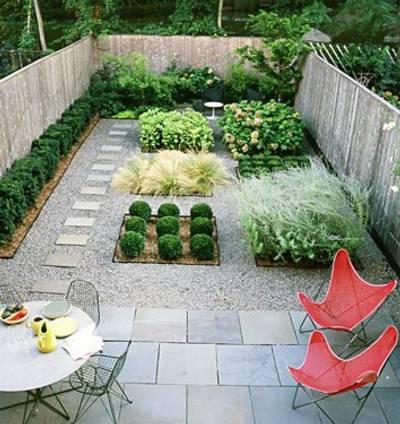 Patios interiores un lugar para evadirse 10decoracion - Decoracion para jardines exteriores ...