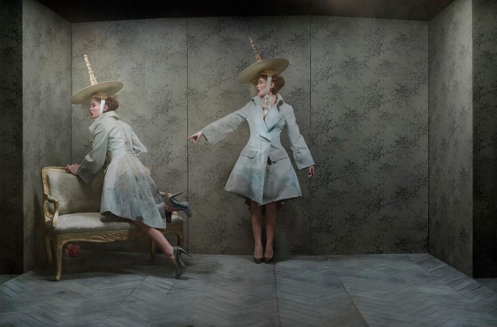 fashion art institute. Moda y arte
