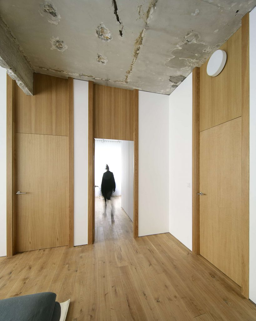 garmendia cordero arquitectos. reforma de oficina a vivienda en Bilbao (20)