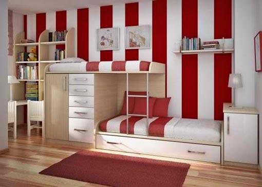 ¿Como pinto las habitaciones?