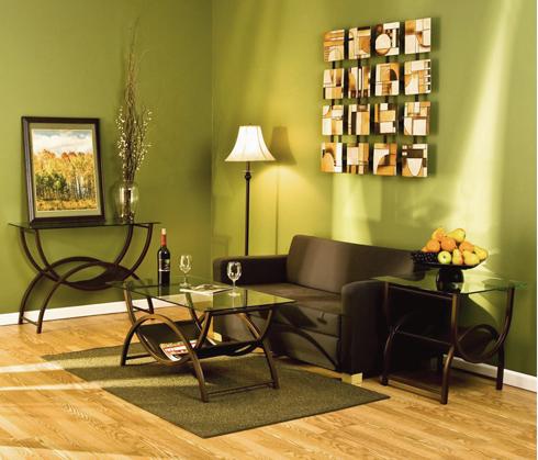 Los colores en las habitaciones 10decoracion - Lamparas que den mucha luz ...