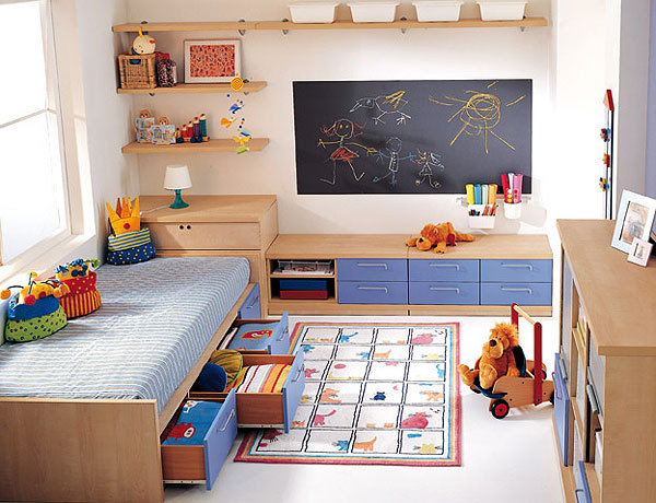 Habitaciones infantiles 10decoracion for Decoracion cuartos infantiles