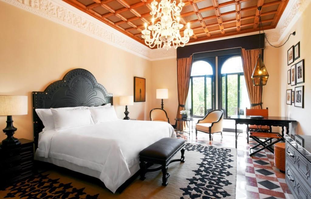 hotel alfonso XIII Sevilla. Foto TRIVAGO
