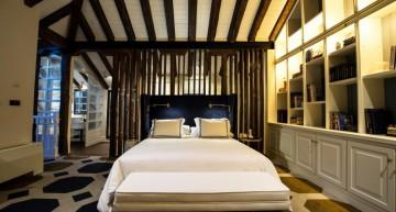Hoteles de lujo con diseño único en España
