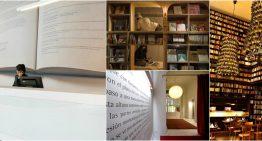 HOTELES LITERARIOS . Ruta librera 2 con @MientrasLeo