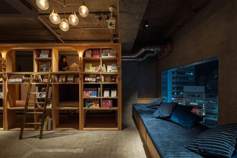 hoteles-literarios-book-and-bed-tokyo-kyoto-ruta-librera-mientrasleo-4