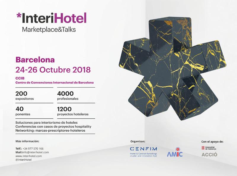 interihotel 2018 barcelona ccib
