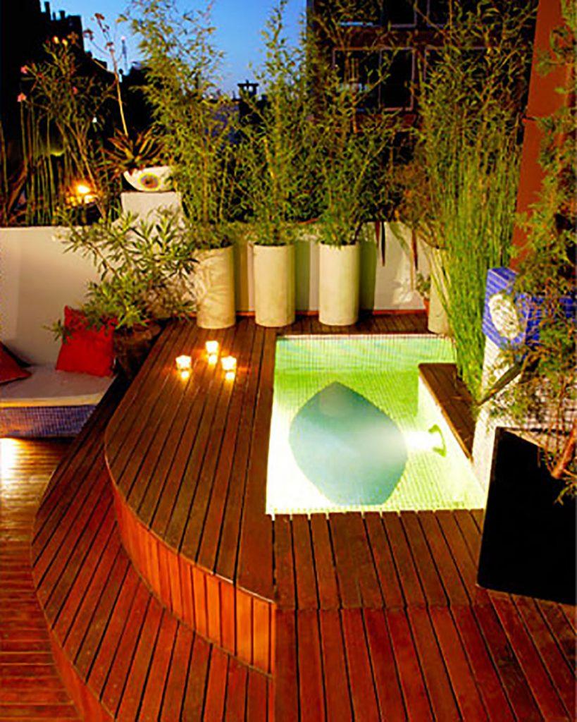 javier echenike casa oro buenos aires baño dormitorio terraza con jacuzzi echenike