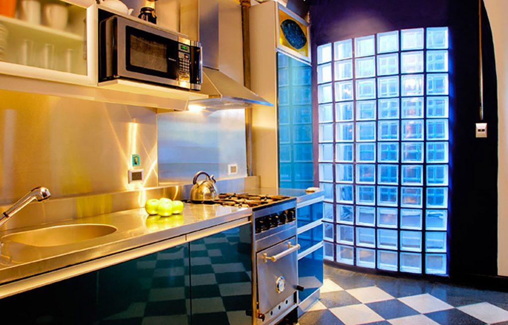 javier echenike casa oro PALERMO SOHO buenos aires cocina