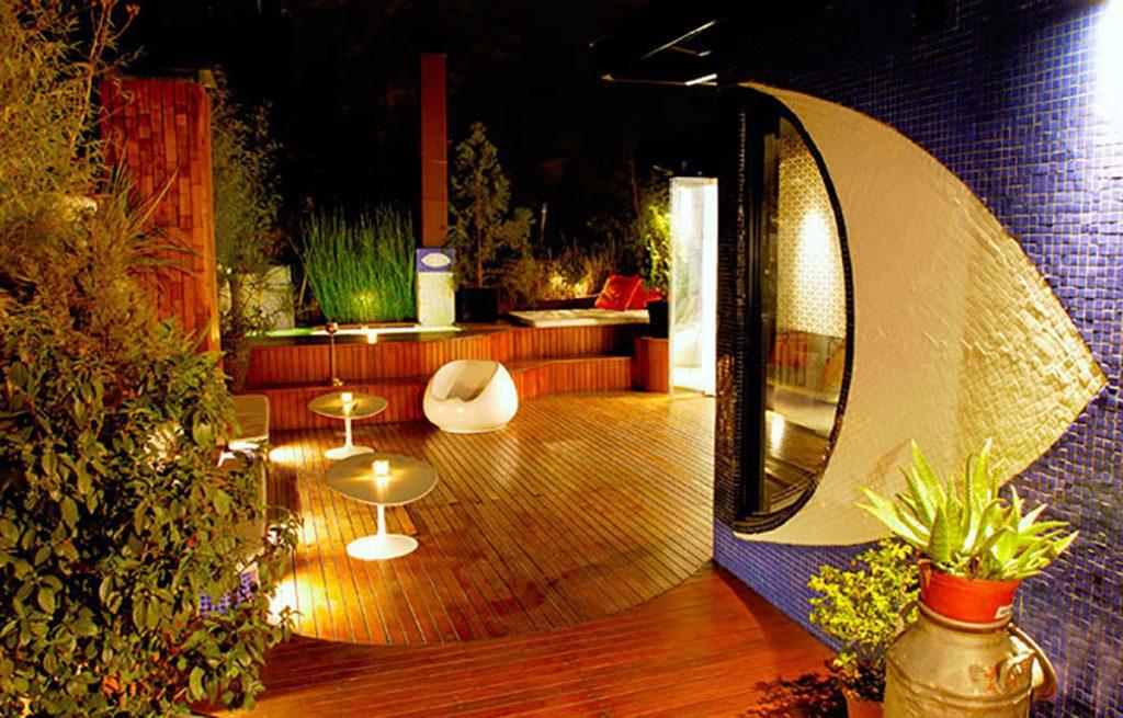 javier echenike casa oro buenos aires terraza y dormitorio 2 echenike