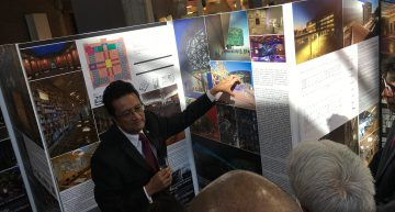 Exposición VIII Bienal CIDI en Valencia