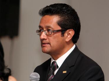 "Juan Bernardo DOlores. Presidente Cidi. "" - juan-bernardo"