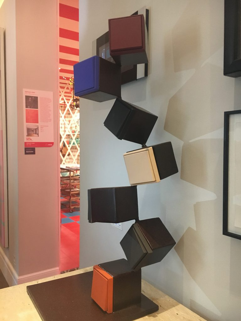 jung y estudio alegria casa decor 2017. composición mecanismos ls 990 le corbusier.