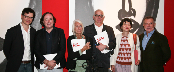 jurado premios casa decor 2016