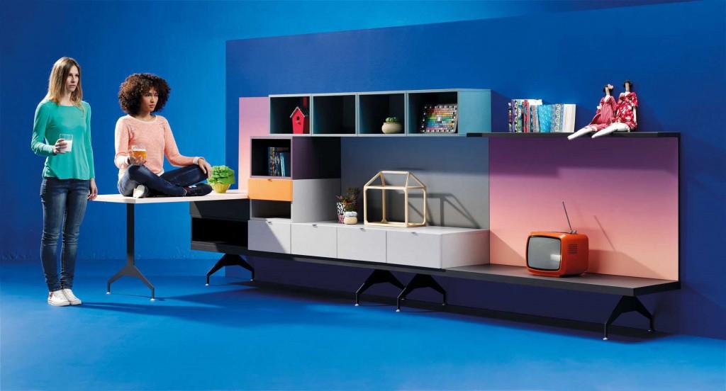 Dormitorios juveniles con estilo 10decoracion - Literas abatibles lagrama ...
