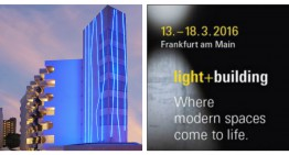 LIGHT+BUILDING 2016. Del 13 al 18 de Marzo.