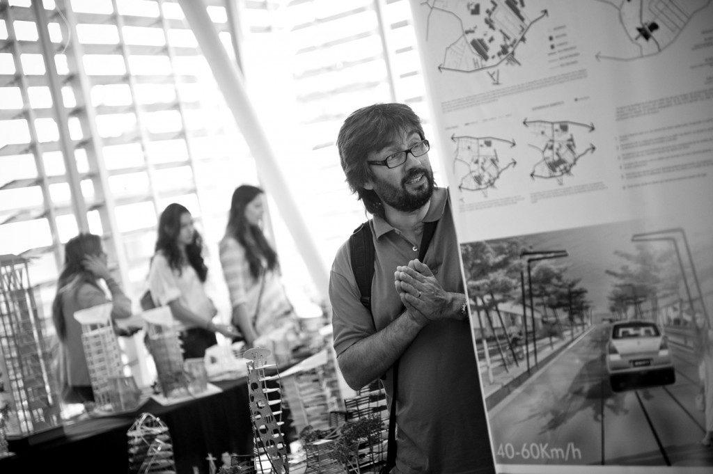 lluis-soriano castaño interiorista. ex decano CODIC . Reflexiones sobre formación y creatividad