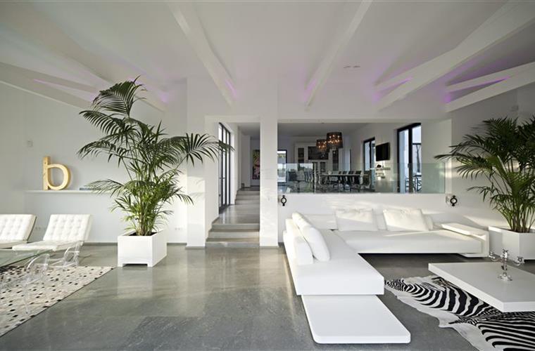 Interiores de casas lujosas best decoracion de interiores with interiores de casas lujosas - Decoracion marbella ...