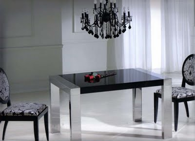 Consejos para elegir la mesa del comedor 10decoracion - Tipos de mesas de comedor ...