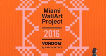 Concurso Vondom Miami WallArt .