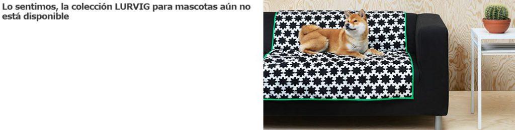 muebles de ikea para mascotas lurvig