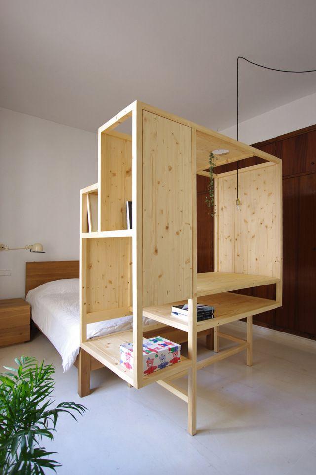 Muebles multifuncionales 10decoracion for Muebles multifuncionales