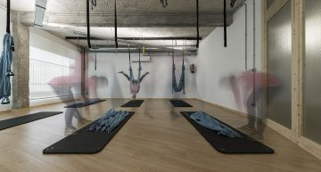 Centro Yoga y Pilates Sana Sana. NAN Arquitectos
