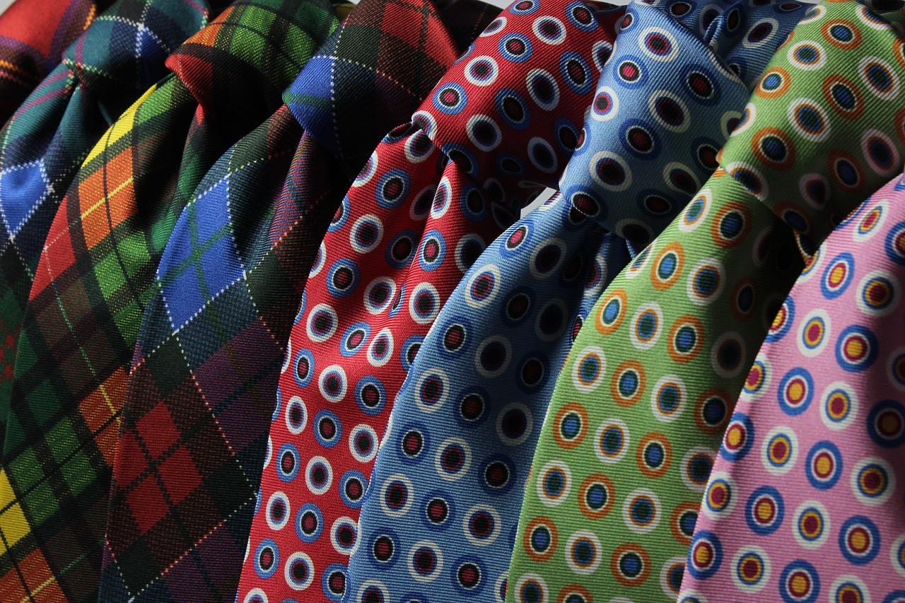 ratio de conversion - corbatas de moda