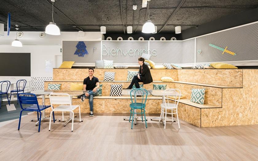 oficinas banco wizink en madrid banco en tablero osb