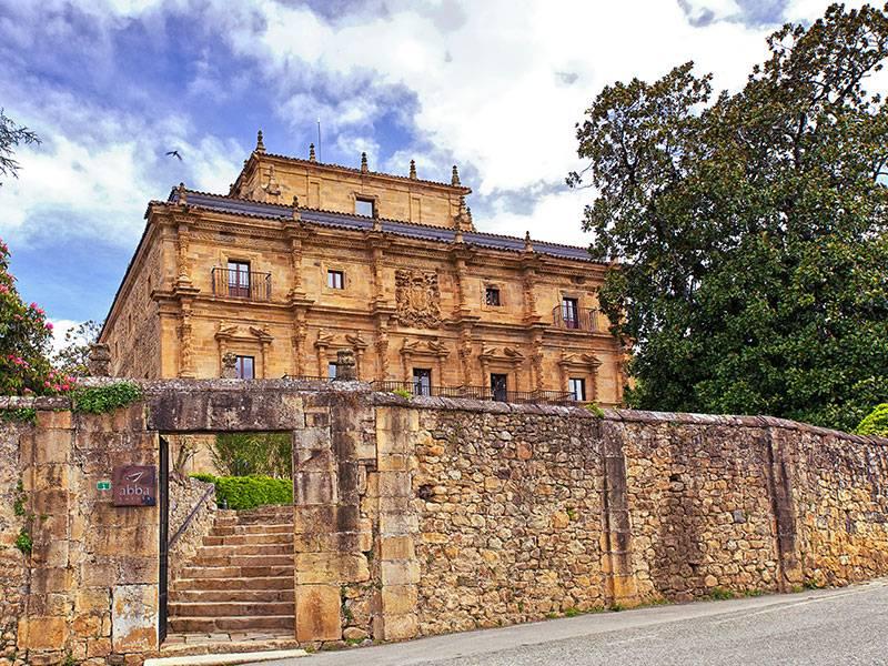 palacio de soñanes exterior. Cantabria está de moda
