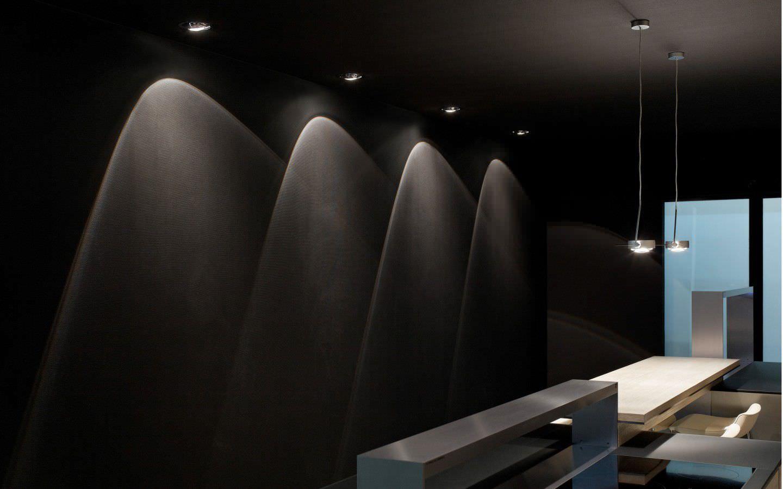 pendant-lamp-contemporary-metal-glass sento by occhio