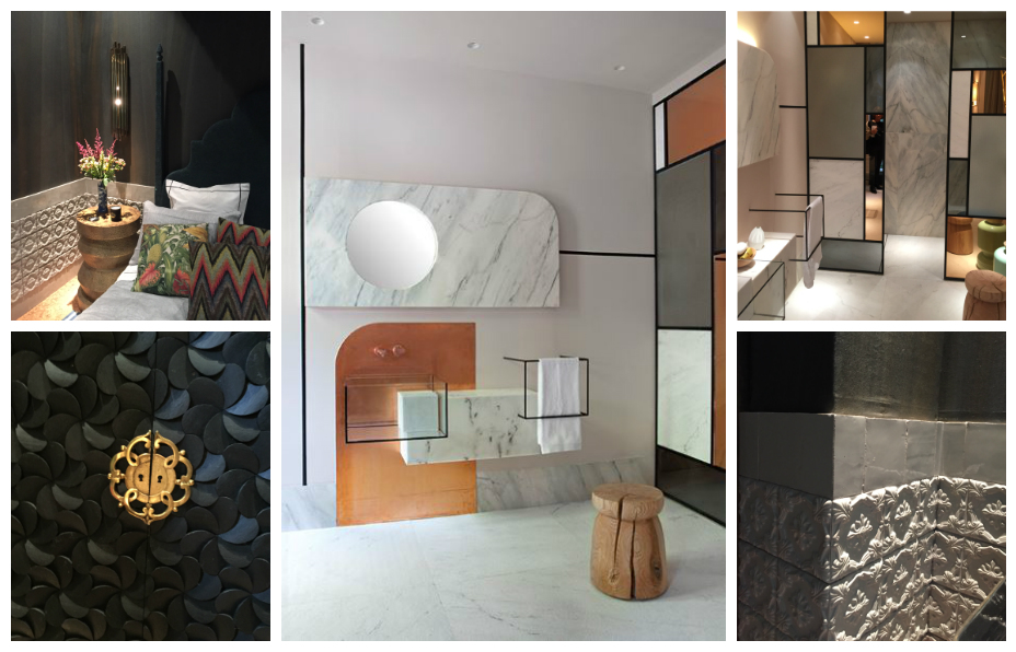 pepe leal baño . premios casa decor 2016
