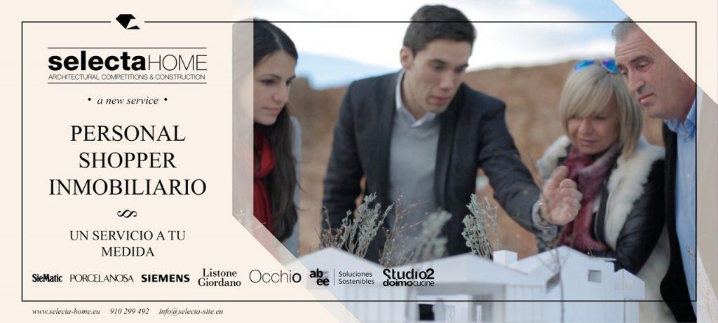 personal-shopper-inmobiliario selecta home. Joaquín Juberías