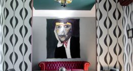 Javier Echenike. Artist&Designer. Casa Oro. Buenos Aires