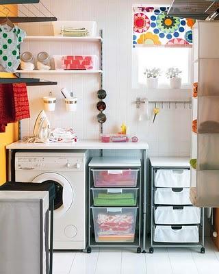 Tienes un cuarto de lavado y planchado aprende c mo for Cuarto lavanderia