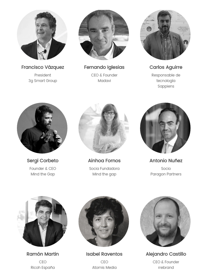 ponentes workplace design conference barcelona