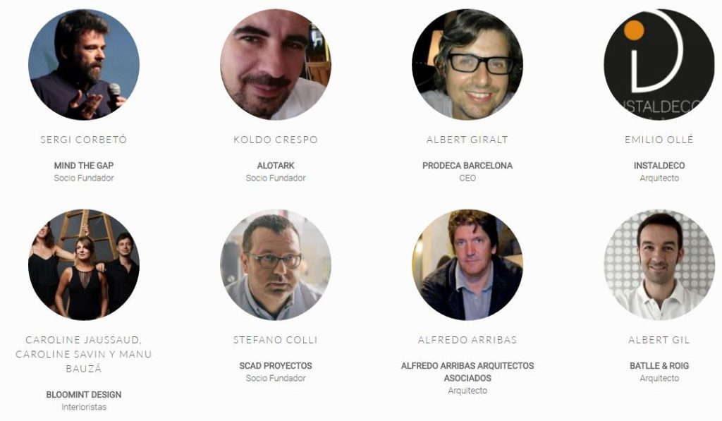 ponentes workplace strategy grupo via