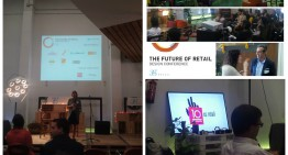 """THE FUTURE OF RETAIL"" Barcelona by 3g office"