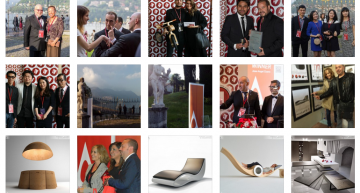 A´DESIGN AWARD . GALA NIGHT  en Como.