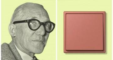JUNG saca los colores a Le Corbusier ¡¡