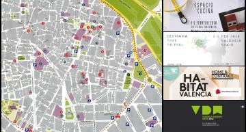 ¿Qué hacemos en Valencia? Ruta del diseño del 1 al 5 de Febrero
