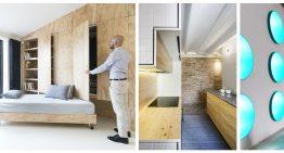 Ganadores PROYECTISSIMO 2016 de arquitectura.