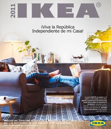 IKEA decora las casas en España